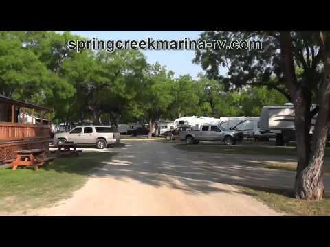 SPRING CREEK MARINA & RV PARK San Angelo Texas