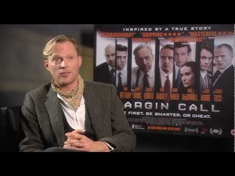 Paul Bettany Interview -- Margin Call