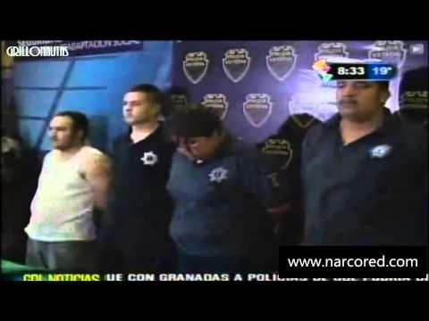 Caen 8 narco policías de La Resistencia en jalisco