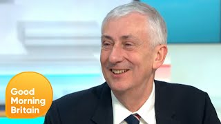 Sir Lindsay Hoyle on Being Dragged to the Speaker's Chair  | Good Morning Britain