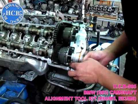 H C B S85 Bmw S85 Camshaft Alignment Tool Kit E60 M5