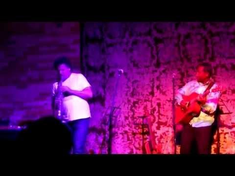 Dean Pallen & Dama performing ''Sao heverinao'' - Concert Dama Toronto 2013