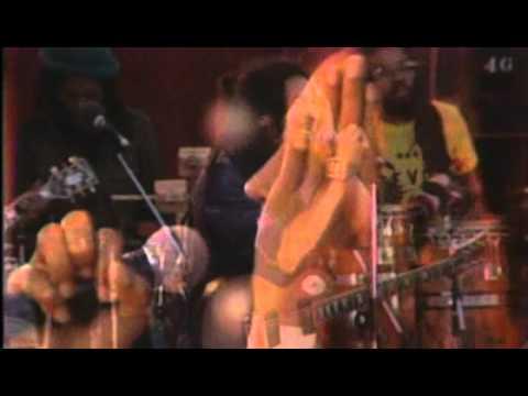 Bob Marley - Crazy Baldhead Live @ Santa Barbara