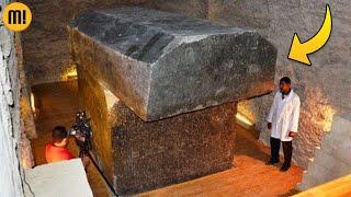 7 DESCOBERTAS MISTERIOSAS FEITAS NO EGITO