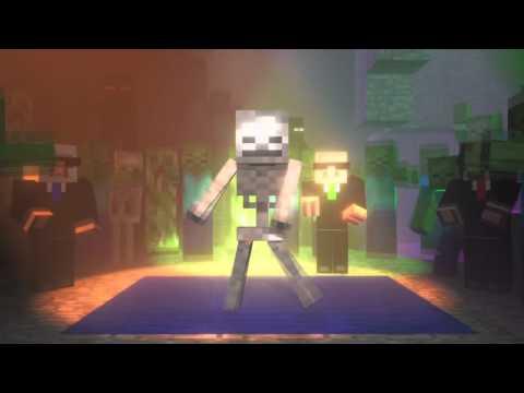 Weekend - Ona Tańczy Dla Mnie [minecraft Parody] video