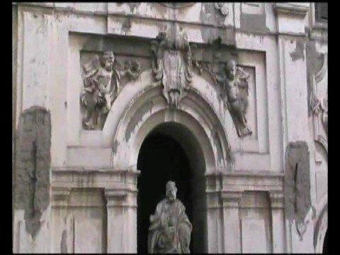 Il degrado della chiesa di San Giuseppe a Pontecorvo