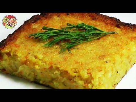 Рецепт гарбузовой каши с рисом