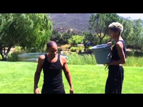 Will Smith - EPIC ALS Ice Bucket Challenge!