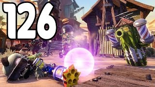 Let's Play Plants vs Zombies Garden Warfare Gameplay German Part 126 - Neue Map & das Ärzteduell