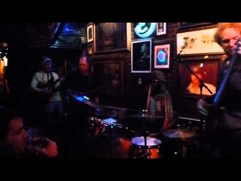 Carl Filipiak and the Jimi Jazz Band (Live at Cat's Eye Pub)