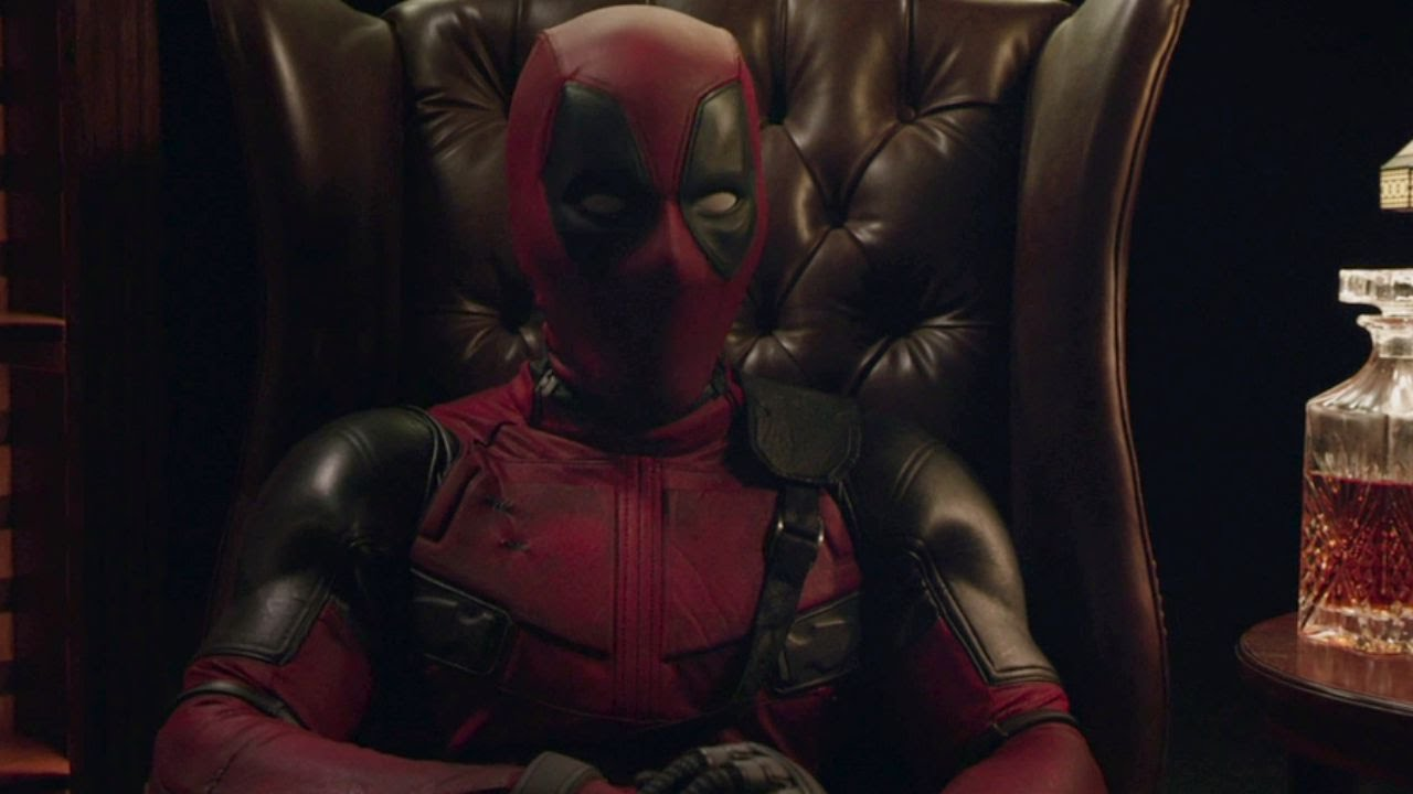 Deadpool - Red Band Trailer Announcement