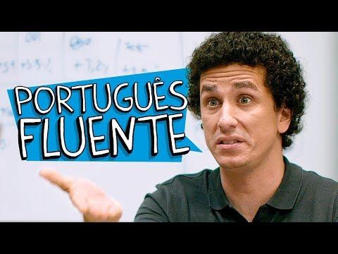 PORTUGUÊS FLUENTE Vídeos de zueiras e brincadeiras: zuera, video clips, brincadeiras, pegadinhas, lançamentos, vídeos, sustos