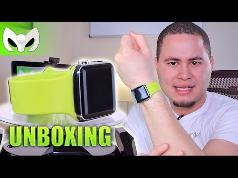 UNBOXING AiWatch (EL MEJOR CLON APPLE WATCH)