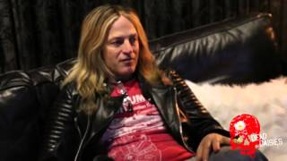 The Dead Daisies - Studio / Nashville again, more day 5
