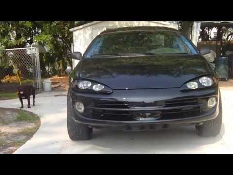 1999 Dodge Intrepid on 24's