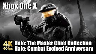 #01 4K Halo ミッション オータムからの脱出