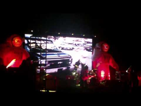 Primus - HOINFODAMAN (live) Eugene, Oregon June 12th 2012