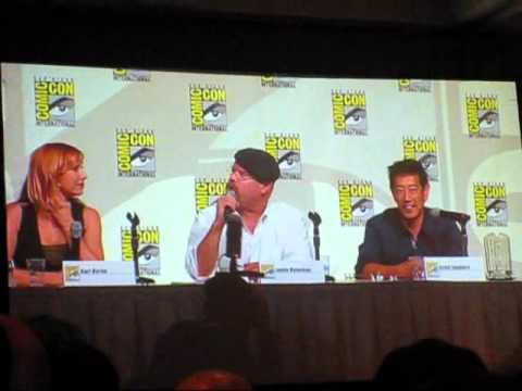 Mythbusters Panel from Comic Con 2012