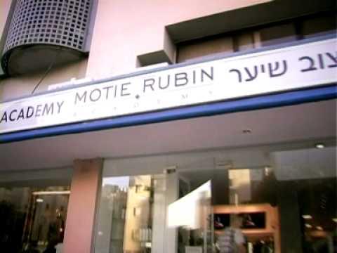 Motie Rubin Academy Tel Aviv