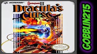 Let's Play Castlevania 3 Dracula's Curse - NES - Part.1