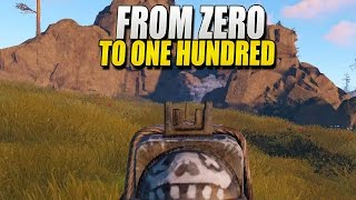 From Zero To One Hundred Real Quick (Rust Survival) #52