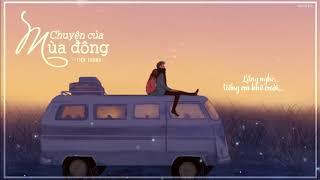 Chuyện của mùa đông ❄️ Tiến Thành cover   Lyric Video   bimm