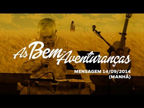 Reflexão Bíblica   14/09/2014 - Pr. Eufrázio Araújo (Manhã)