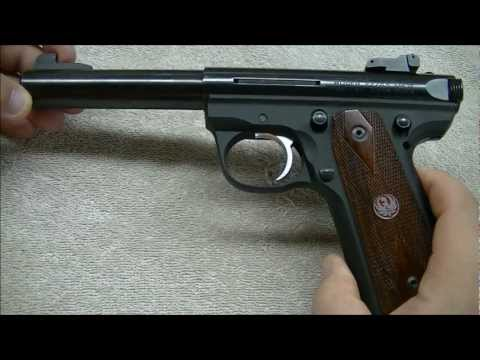 Ruger Mark III 22/45 Review