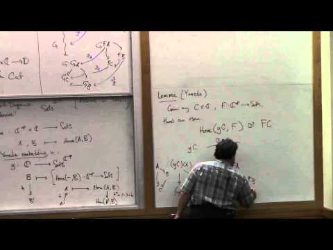 Category Theory Foundations, Lecture 3