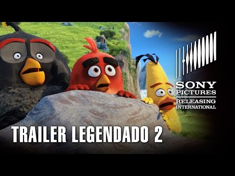 Angry Birds - O Filme | trailer 2 legendado | 12 de maio nos cinemas