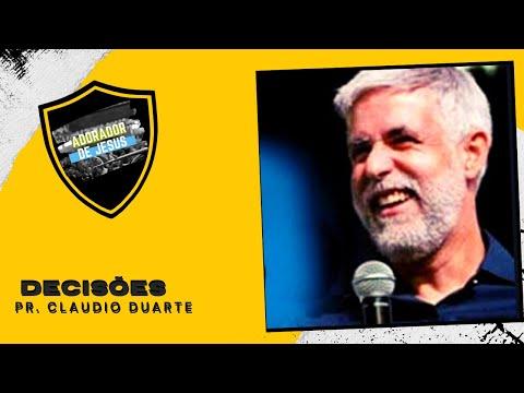 Pastor Claudio Duarte nova 2014   Decisões