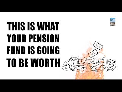 Stock Market BOOM, Pension Fund BUST! Massive Implosion Coming Soon!