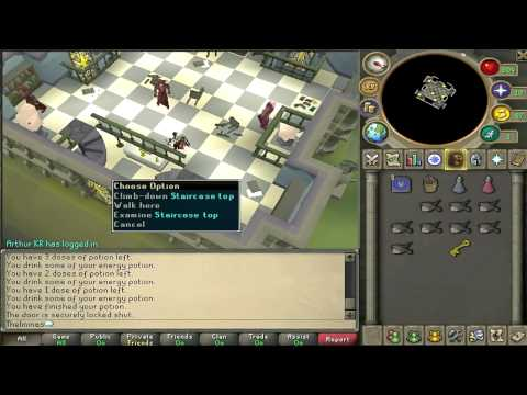 Runescape – Priest in Peril Quest Guide 2012 [Commentary|Guide|Small Update!]
