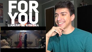 Download Lagu Liam Payne, Rita Ora- For You (Official Music Video)(Fifty Shades)| Reaction Gratis STAFABAND