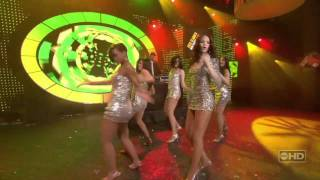 Rihanna   Break It Off New Rockin Eve 2007 HD