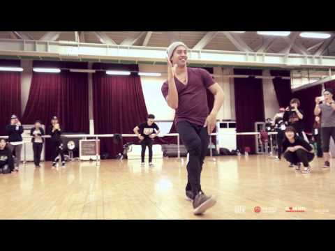 Brian Puspos workshop | Motel Pool by Travis Garland | 2014 feedback workshop day1[KOREA]