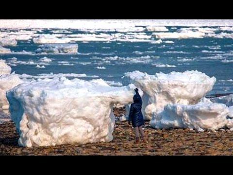 Download  Icebergs at 41°N along Cape Cod Beaches | Mini Ice Age 2015-2035 58 Gratis, download lagu terbaru