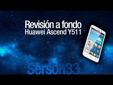 Revisión a Fondo - Huawei Ascend Y511