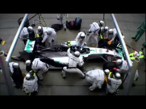 F1 2014 Season Highlights