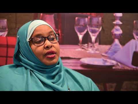 Fatuma Hirsi Mohamed, principal secretary, tourism, Kenya