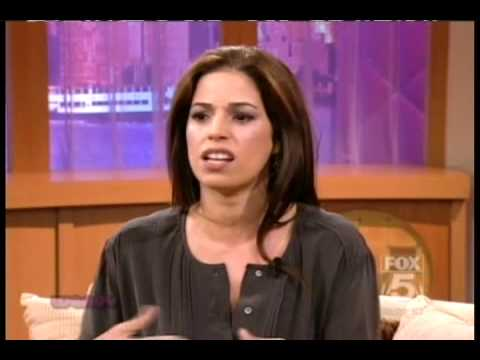 Ana Ortiz on The Wendy Williams Show 10-13-2009