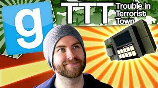 Gmod TTT - Rooftop Revenge (Garrys Mod Funny Moments)