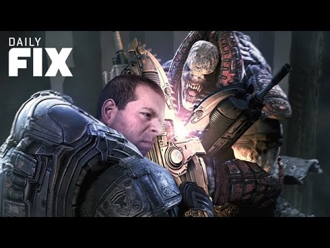 Gears of War Goes Dark & Next-Gen Nintendo? - IGN Daily Fix