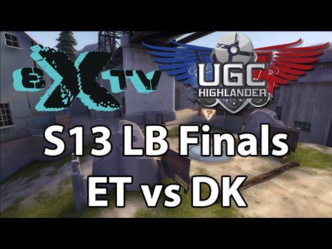 eXtv Live: UGC S13 LB Finals - ET vs DK