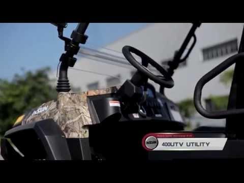 2015 Utility Vehicles - 400cc and 450cc models