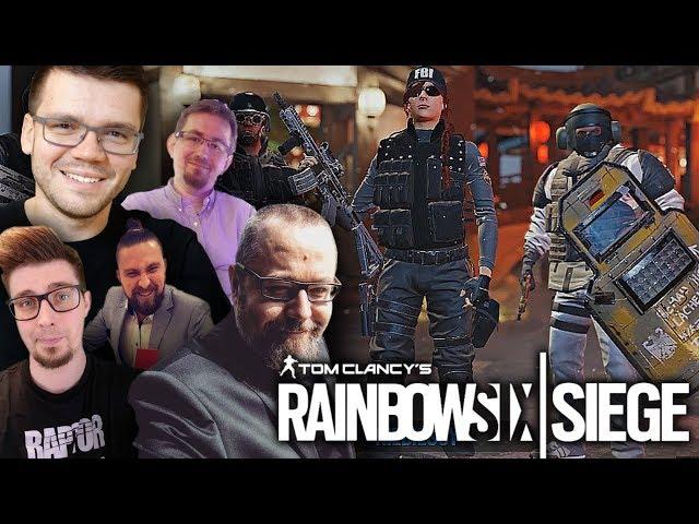 EKIPA ŻEGNA SEZON! - Rainbow Six Siege White Noise