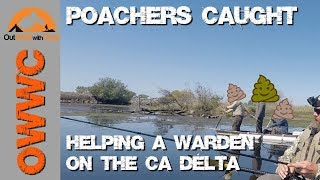 Poachers Caught on the California Delta