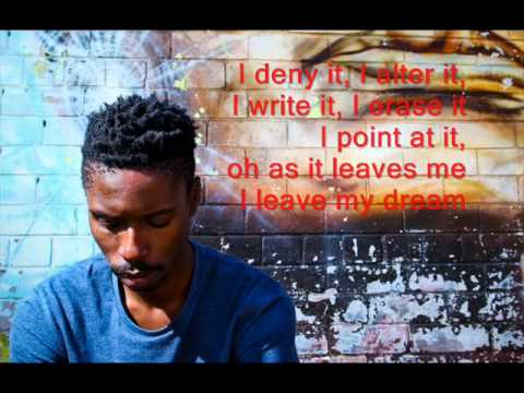Bongeziwe Mabandla - Phupha Lam (my Dream; Ft Zulu Boy) English Lyrics video