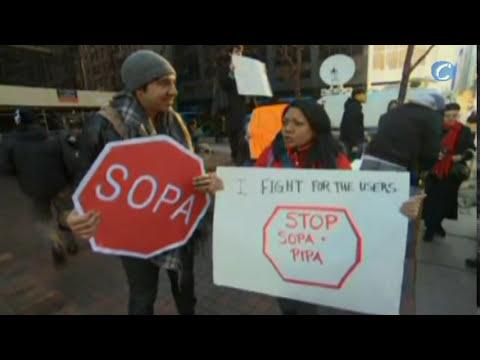 El cierre de Megaupload aviva la polémica por la ley 'SOPA'