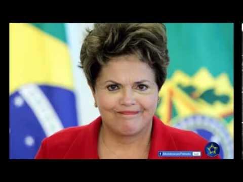 Dilma vê figura oculta atrás de crianças...